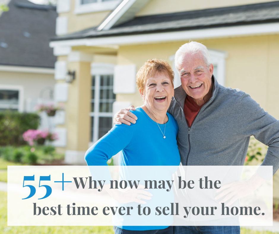 Featured image of 55+ Why now may be the perfect time to sell